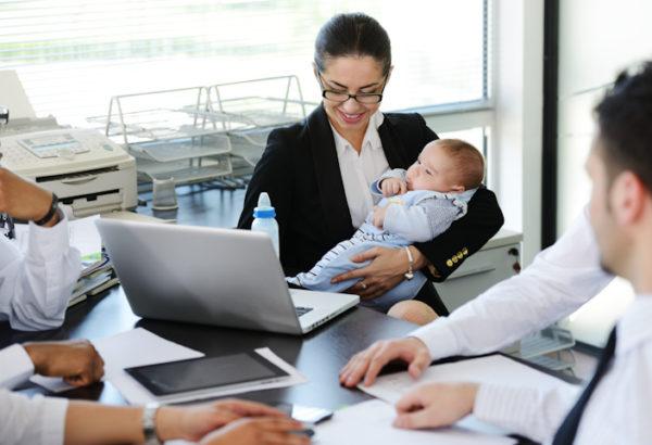 Volver al trabajo y seguir dando leche materna: sí es posible