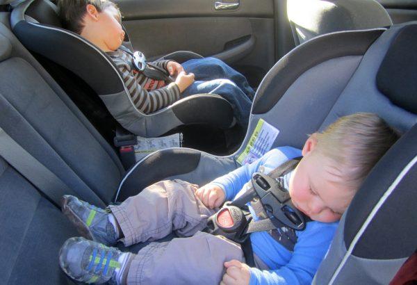 ¿La silla infantil que tienes en el auto está certificada?