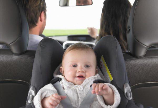 ¿Sabes cómo puedes salvar a tu hijo en caso de un accidente de tránsito?