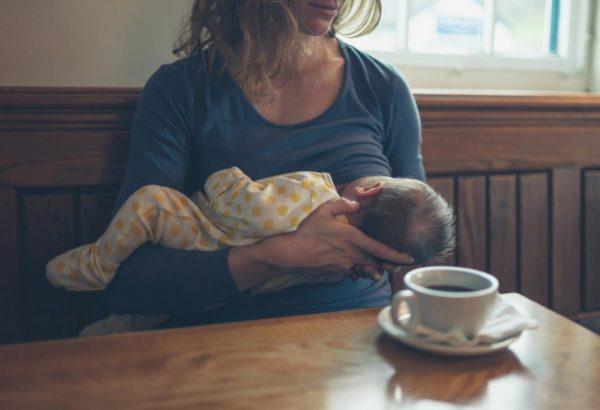El café y la lactancia ¿compatibles?