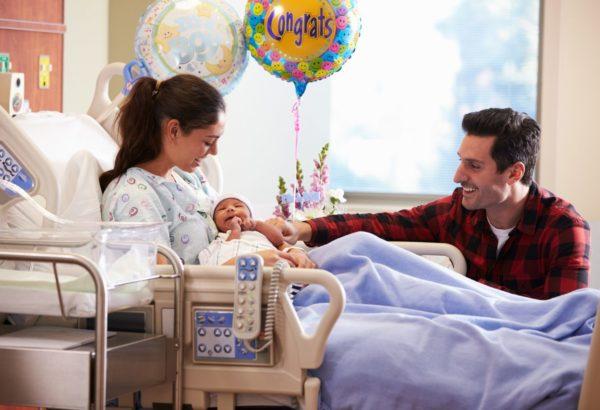 Recomendaciones para visitar a un recién nacido